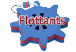 Bouton FLOTTANTS