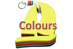 Bouton COLOURS