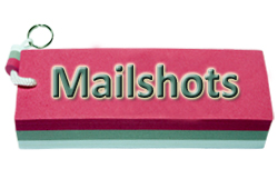 Bouton MAILSHOTS