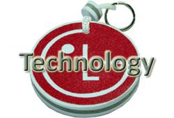 Bouton TECHNOLOGY