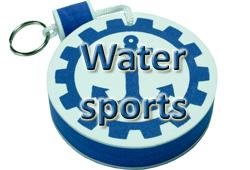 Bouton WATER SPORTS